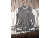 Mens Franklin & Marshall Varsity Jacket. Medium