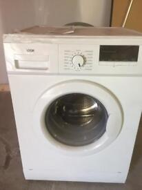 Logic digital washing machine