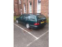Mercedes-Benz, E CLASS, Estate, 2001, Automatic, 4266 (cc), 5 doors