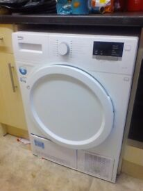 Beko 8 kilo dryer 6 months old