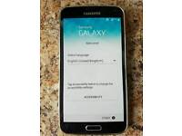 Samsung S5 16gb locked to EE (used)