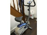 York Firtness exercise bike - awesome fun - reluctant sale as need to reclaim space