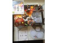 Disney infinity 3.0 Star Wars with crystal and 3 characters + platform
