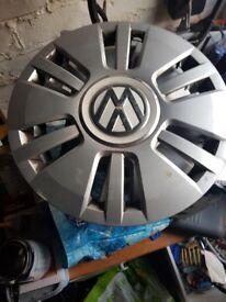 Vw Up! Wheel trim