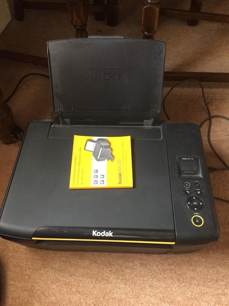 Kodak scanner printer