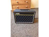 SOLD - VOX BASS Practice Amp