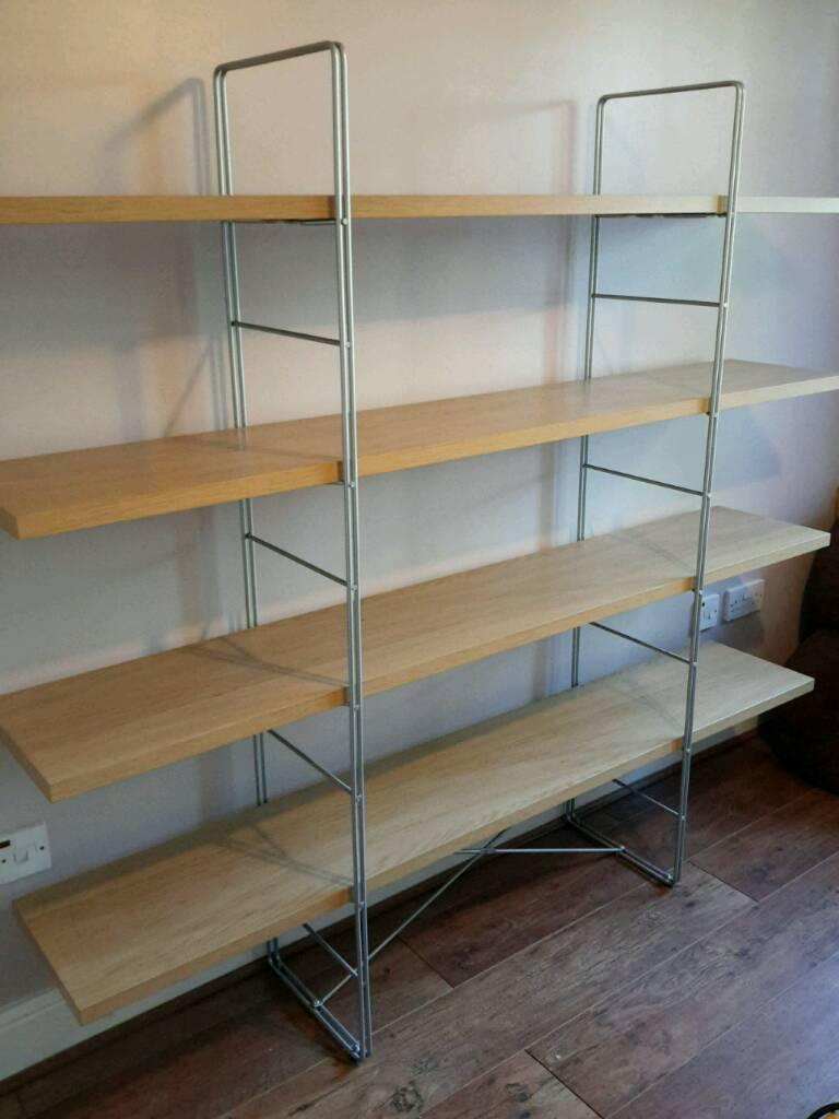 Ikea Enetri Open Shelves