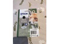 Genuine Epson ink cartridges -half price - bargain