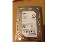 Dell 4TB enterprise class HDD