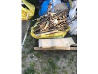 Free firewood Parkstone