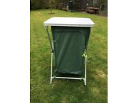 Outwell Dominica camping cupboard