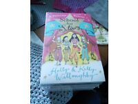 School of stars Holly and Kelly Willoughby 7 books