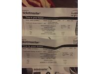 2 Kenny Rodgers tickets for SSE Glasgow
