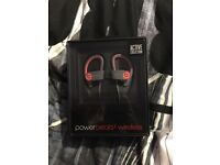 Dr Dre Beats Powerbeats 2 Wireless Earohones