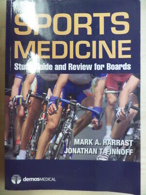 Sports Medicine: Study Guide and Review for Boards by
