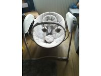 Graco glider baby chair
