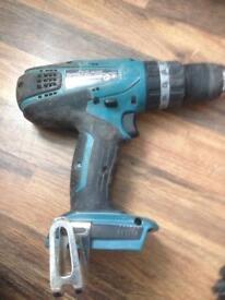 Makita combo drill