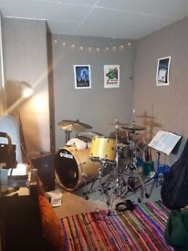 Monthly hire music production and rehearsal studios for sole use / share BN41