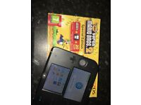 Nintendo 2ds faulty touch screen