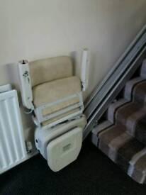 Stairlift ThyssenKrupp Encasa