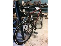 Fixed gear/single speed limited edition no logo bike