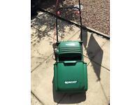 Qualcast lawn mower