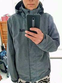 Jack Wolfskin waterpoof jacket double layer L/XL ladies women