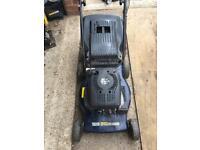 Serviced Self-Drive Petrol Lawnmower