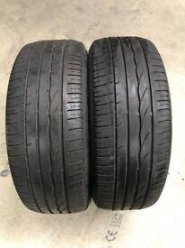 205 55 16 Run Flat Tyres