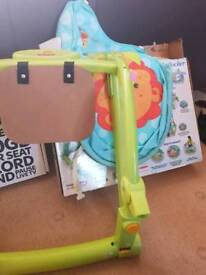 Babies chair and rocker