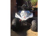Apache 100 cc 2 stroke quad £675 ono