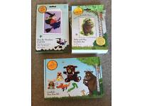 Julia Donaldson gruffalo / room on the broom craft sets