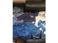 Bundle clothes 12-18