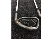 Taylormade RBZ Rocketballz SL Irons 5-SW Golf Clubs