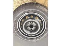 Brand new Vauxhall wheel and Tyre