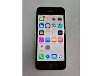 APPLE IPHONE 5C 16GB WHITE UNLOCKED WITH RECEIPT