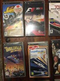 12 Games PSP