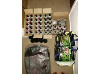 Job lot of Carp Fishing Gear (Floats, Boilies, Syrups,Etc)