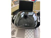 Electric frying pan / cooker