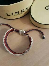 Links of London Sterling Silver Bracelet