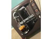 *** price reduced*** Nespresso vertuo plus coffee machine