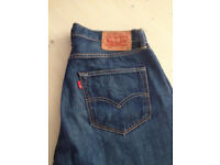 Brand new Levis 501 size 32'