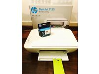 HP Deskjet 2132 All-in-One printer (print, scan, copy) for sale, inc included