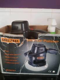 Challenge small car polisher