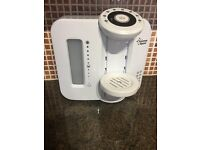 White Tommee Tippee Perfect Prep Machine