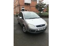 Ford Focus C MAX 2006 1 Owner With 12 Months Mot