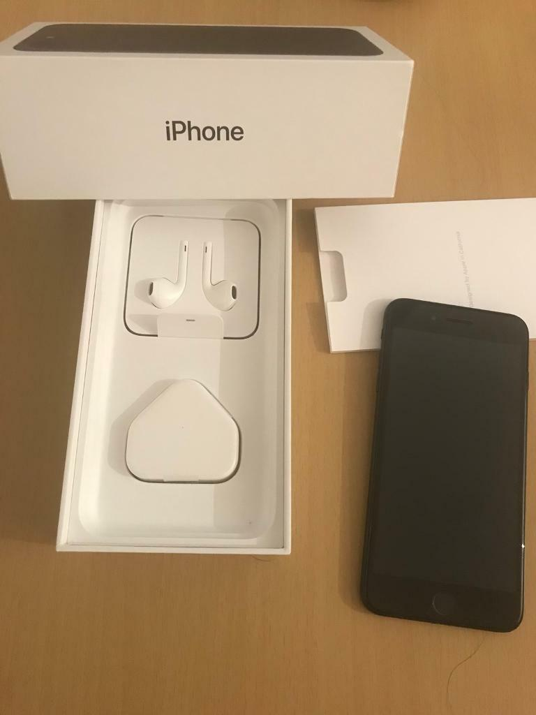 sports shoes a9559 92098 IPhone 7 Plus 128gb Unlocked-BOX-Accessories | in Liverpool Street, London  | Gumtree