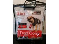 2-in-1 Dog Coat