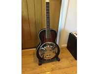 Gretsch Bobtail Resonator (electro-acoustic)