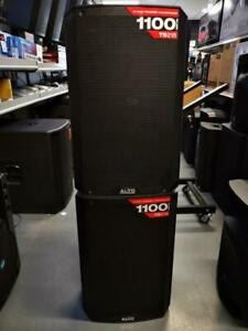 ALTO TS215 DEMO 1100W 15-INCH 2-WAY POWERED LOUDSPEAKER *SPECIAL DEAL